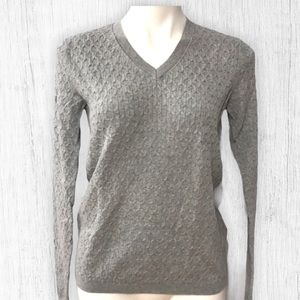 Tommy Hilfiger Gray Sweater